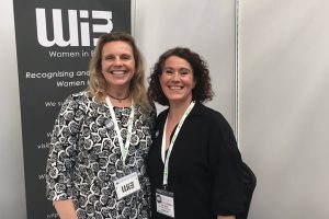 Women in BIM Claire Penney and Jane Carter