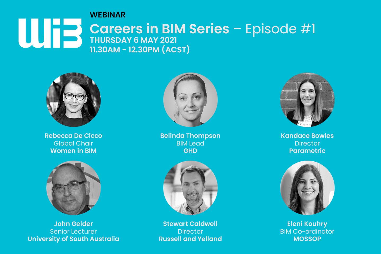 Careers in BIM Series: Episode #1