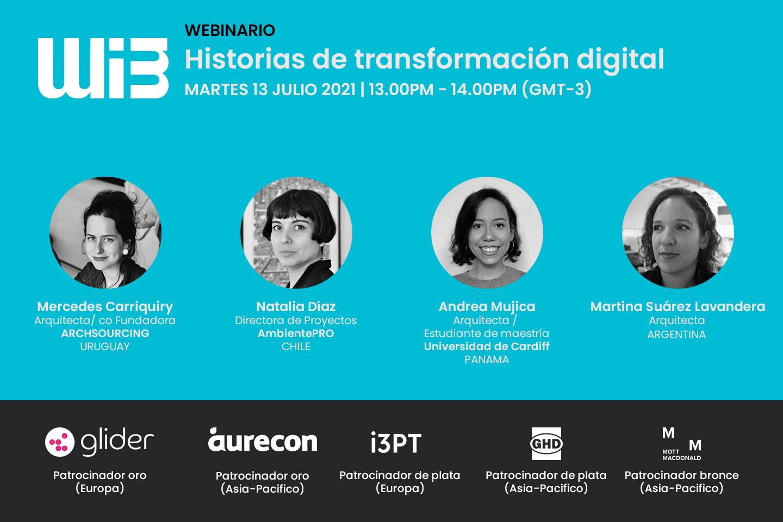 Historias de transformación digital / Digital transformation journeys