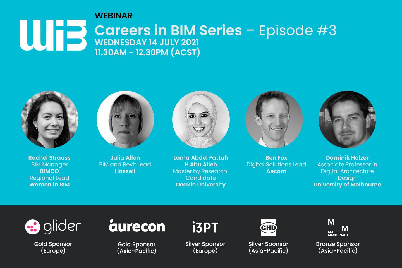 Careers in BIM Series: Episode #3