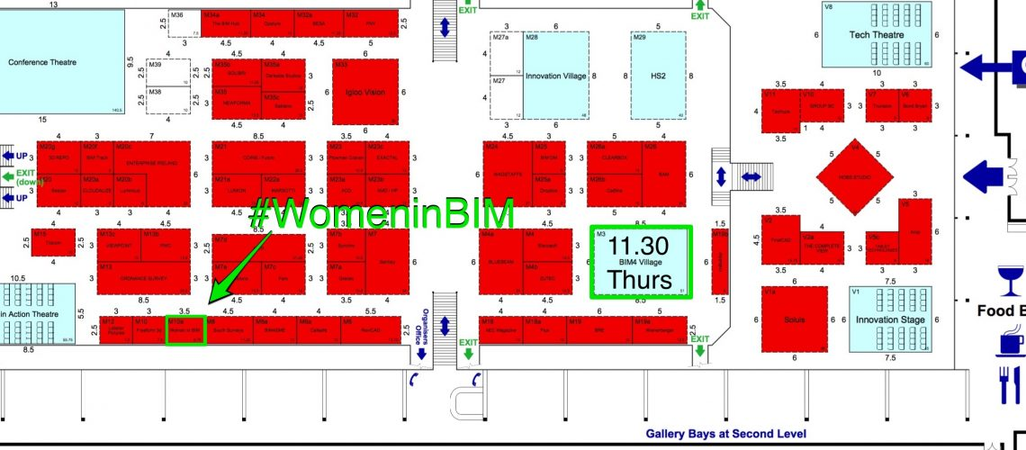 Women in BIM at Digital Construction Week