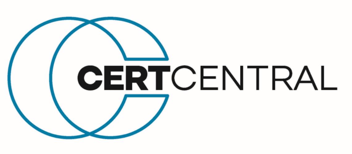 certcentral logo